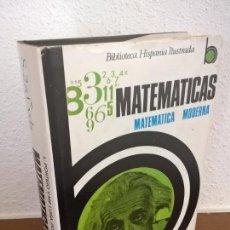 Libros de segunda mano de Ciencias: MATEMATICAS,SOPENA.PRIMERA EDICION. COMO NUEVO. VER FOTOS.LUIS POSTIGO. Lote 71671627