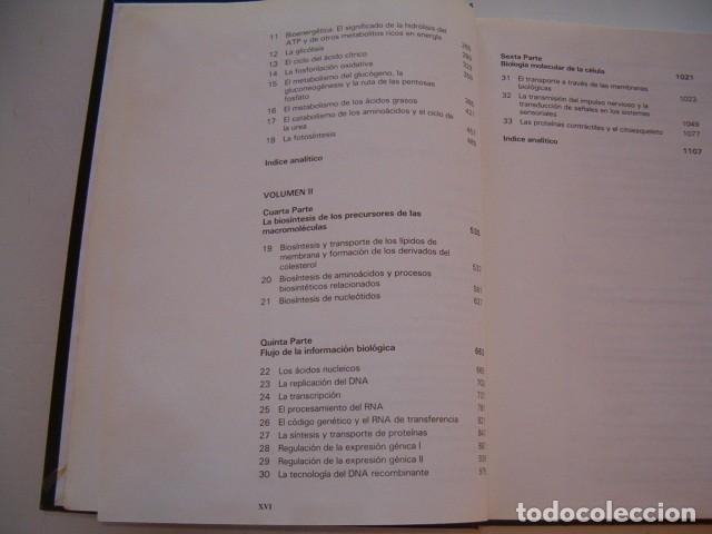 Libros de segunda mano de Ciencias: J. DAVID RAWN. Bioquímica. Tomos I y II. DOS TOMOS. RM78230. - Foto 3 - 71792271