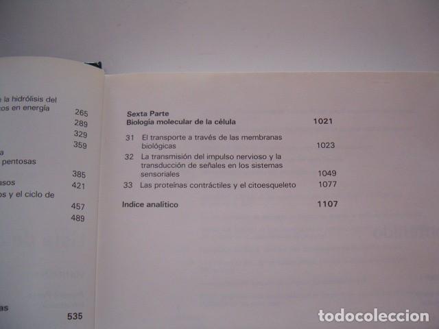 Libros de segunda mano de Ciencias: J. DAVID RAWN. Bioquímica. Tomos I y II. DOS TOMOS. RM78230. - Foto 4 - 71792271