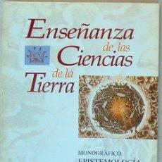 Libros de segunda mano: MONOGRÁFICO: EPISTEMOLOGÍA E HISTORIA DE LA GEOLOGÍA - REVISTA AEPECT VOL. 4 - Nº 1 / JULIO 1996. Lote 72738011