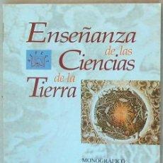 Libros de segunda mano: MONOGRÁFICO: EL TRABAJO DE LABORATORIO DE GEOLOGÍA - REVISTA AEPECT VOL. 5 - Nº 2 / SEPTIEMBRE 1997. Lote 72738995