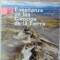 Libros de segunda mano: ENSEÑANZA DE LAS CIENCIAS DE LA TIERRA - REVISTA AEPECT VOL. 14 - Nº 3 / 2006 - VER INDICE. Lote 72750639