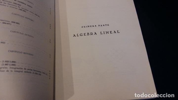 Libros de segunda mano de Ciencias: elementos de matematica / volumen II / pedro abellanas - Foto 3 - 73648327