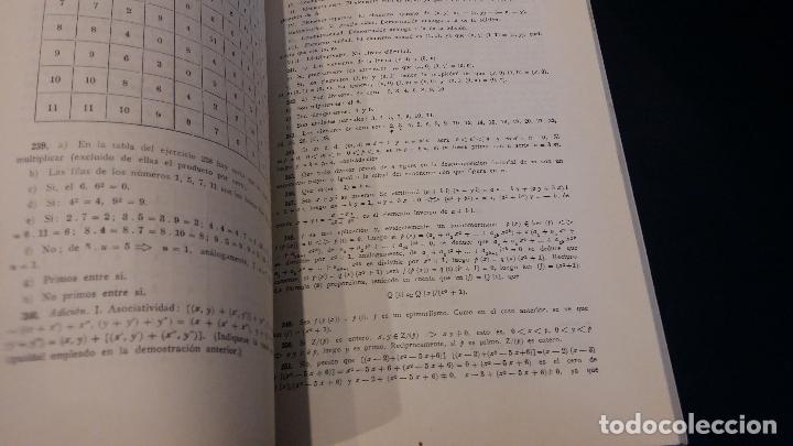 Libros de segunda mano de Ciencias: elementos de matematica / volumen II / pedro abellanas - Foto 4 - 73648327