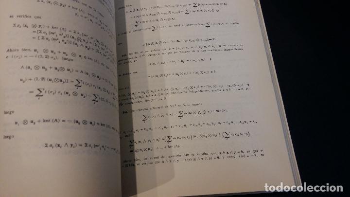 Libros de segunda mano de Ciencias: elementos de matematica / volumen II / pedro abellanas - Foto 5 - 73648327