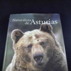 Libros de segunda mano: NATURALEZA DE ASTURIAS - LA NUEVA ESPAÑA - BANCO HERRERO - 660 PAGINAS - . Lote 74098423