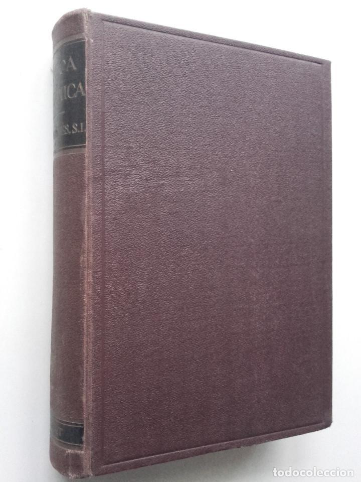QUÍMICA INORGÁNICA - P. JUAN GALMÉS - SALVAT EDITORES - 1946 (Libros de Segunda Mano - Ciencias, Manuales y Oficios - Física, Química y Matemáticas)