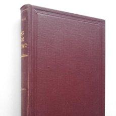 Libros de segunda mano de Ciencias: ANALISIS QUIMICO CUALITATIVO - LUIS J.CURTMAN - MANUEL MARIN EDITOR - 1945. Lote 74187631