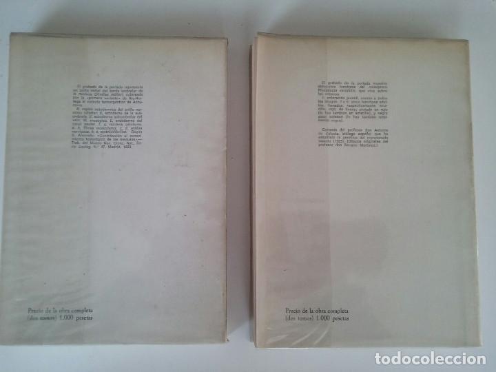 Libros de segunda mano: BIOLOGÍA GENERAL I Y II (2 VOLÚMENES) - SALUSTIO ALVARADO (13ª ED. 1974) - Foto 2 - 74445035
