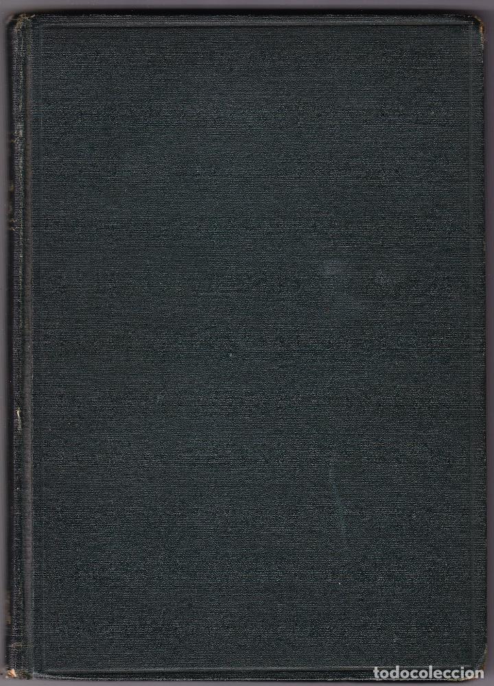 TECNOLOGIA QUIMICA - LAMBERTO A RUBIO FELIPE - 1949 ILUSTRADO (Libros de Segunda Mano - Ciencias, Manuales y Oficios - Física, Química y Matemáticas)