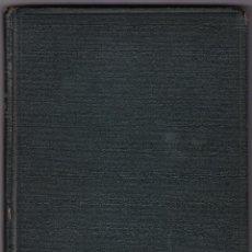 Libros de segunda mano de Ciencias: TECNOLOGIA QUIMICA - LAMBERTO A RUBIO FELIPE - 1949 ILUSTRADO. Lote 74712223