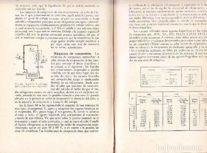 Libros de segunda mano de Ciencias: TECNOLOGIA QUIMICA - LAMBERTO A RUBIO FELIPE - 1949 ILUSTRADO - Foto 4 - 74712223