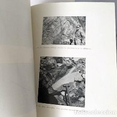Libros de segunda mano: MANGANESOS Y HIERROS DE LA PROVINCIA DE BADAJOZ (ZAHINOS, JEREZ DE LOS C., BURGUILLOS, FREGENAL, HIG. Lote 74851379