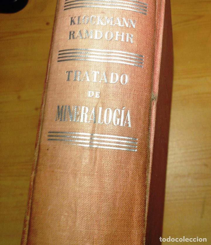 Libros de segunda mano de Ciencias: TRATADO DE MINERALOGIA- FRANCISCO PRADILLO- 2ª Edición- 1961 - Foto 2 - 75071107
