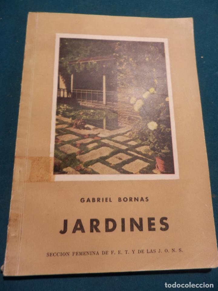 Lote de 20 libros sobre jardineria plantas fl comprar for Libros sobre jardineria
