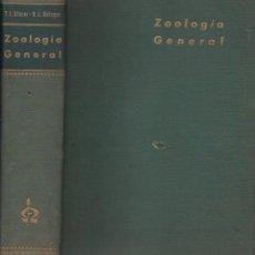 Libros de segunda mano: STORER / USINGER : ZOOLOGÍA GENERAL (OMEGA, 1960). Lote 75232007