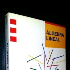 Libros de segunda mano de Ciencias: ALGEBRA LINEAL / HARVEY GERBER. Lote 75984891