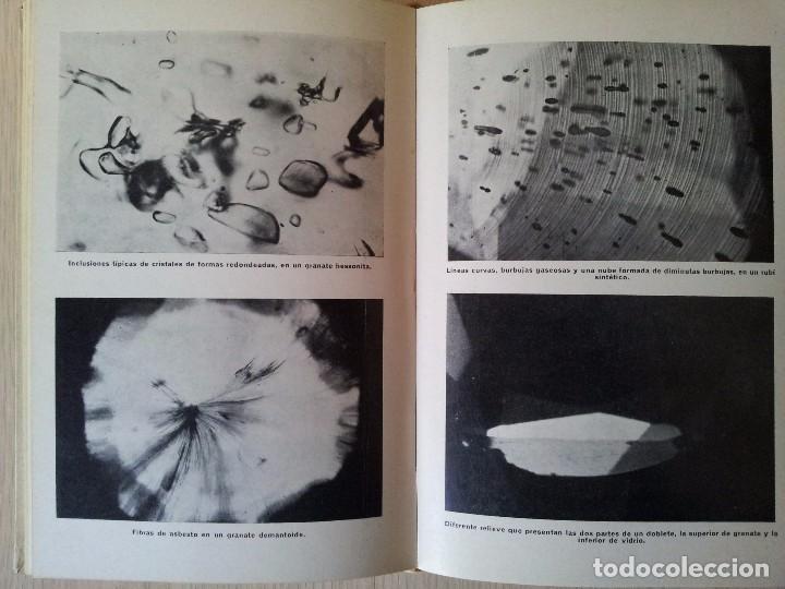 Libros de segunda mano: ROBERT WEBSTER - DICCIONARIO DE GEMOLOGIA - EDICIONES JOVER 1971 - Foto 3 - 76008123
