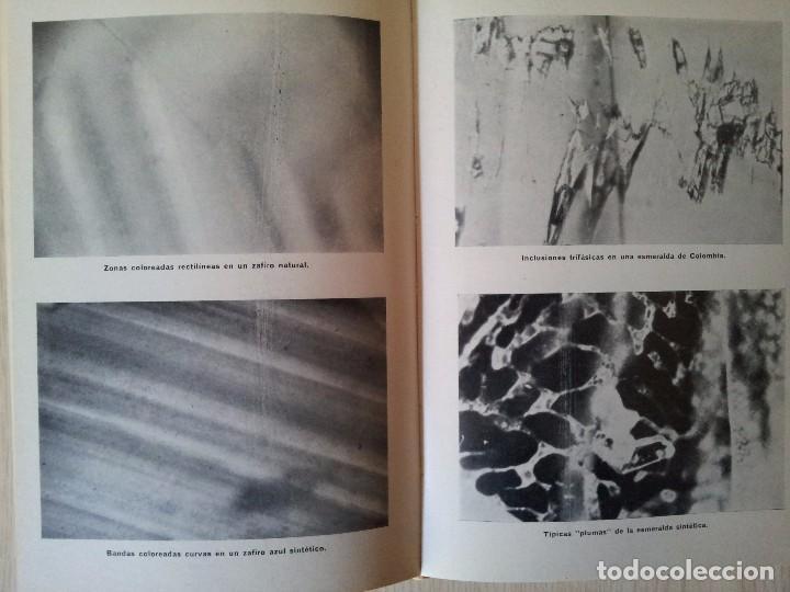 Libros de segunda mano: ROBERT WEBSTER - DICCIONARIO DE GEMOLOGIA - EDICIONES JOVER 1971 - Foto 4 - 76008123