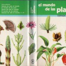 Libros de segunda mano: LANZARA : EL MUNDO DE LAS PLANTAS (ESPASA CALPE, 1977). Lote 77322713
