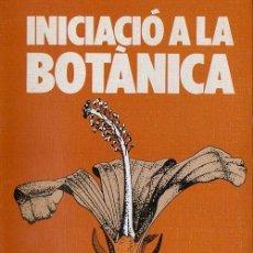 Libros de segunda mano: FONT QUER : INICIACIÓ A LA BOTÀNICA (FONTALBA, 1979) EN CATALÁN. Lote 77349841