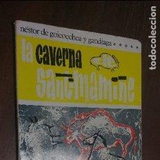 Libros de segunda mano: LA CAVERNA DE SANTIMAMIÑE 1966 NESTOR DE GOICOECHEA Y GANDIAGA. Lote 77411097