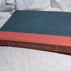 Libros de segunda mano: LOS INVERTEBRADOS-CON EXCEPCION DE LOS INSECTOS-RALPH BUCHSBAUM-SEIX BARRA-1961-318 PÁGINAS. Lote 77570129