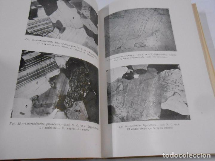 Libros de segunda mano: ESTUDIO PETROGRAFICO DE LA GUINEA CONTINENTAL ESPAÑOLA. - FUSTER CASAS, JOSE MARIA. TDK144 - Foto 2 - 77876277