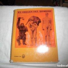 Libros de segunda mano: EVOLUCIONISMO - EL ORIGEN DEL HOMBRE. Lote 78115229