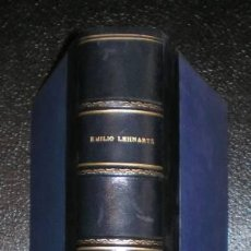 Libros de segunda mano de Ciencias: LEHNARTZ, EMILIO: FISIOLOGIA QUIMICA. 1949. Lote 78885501