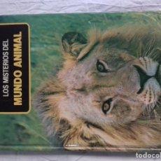 Libros de segunda mano: LOS MISTERIOS DEL MUNDO ANIMAL CLUB INTERNACIONAL DEL LIBRO. Lote 79846473