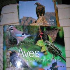 Libros de segunda mano: FICHAS AVES DE LA PENÍNSULA IBÉRICA. Lote 79881261