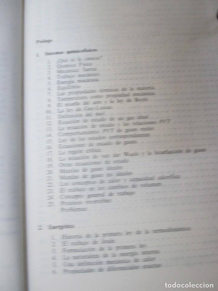 Libros de segunda mano de Ciencias: QUIMICA FISICA - WALTER J. MOORE - EDI URMO 1978 DOS TOMOS EXCELENTE + INFO - Foto 3 - 79919205