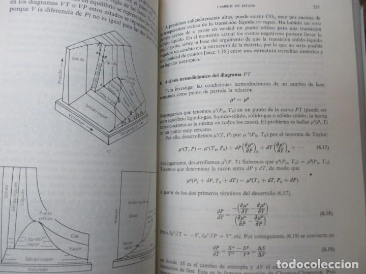 Libros de segunda mano de Ciencias: QUIMICA FISICA - WALTER J. MOORE - EDI URMO 1978 DOS TOMOS EXCELENTE + INFO - Foto 5 - 79919205