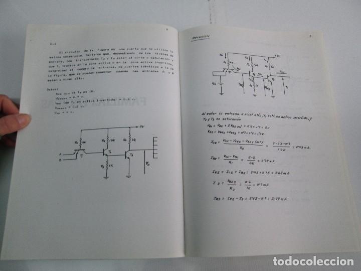 Libros de segunda mano de Ciencias: PROBLEMAS DE ELECTRONICA DIGITAL. UNIVERSIDAD POLITECNICA DE MADRID. 1987. VER FOTOGRAFIAS - Foto 9 - 81064428