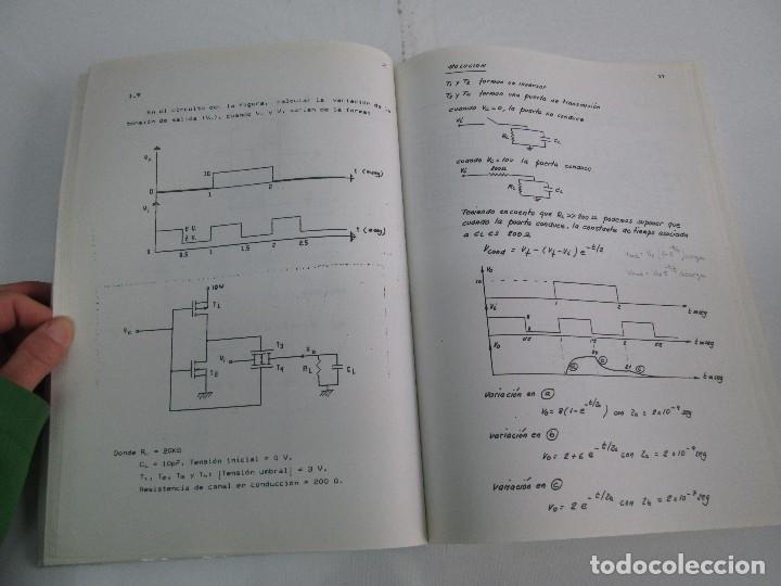 Libros de segunda mano de Ciencias: PROBLEMAS DE ELECTRONICA DIGITAL. UNIVERSIDAD POLITECNICA DE MADRID. 1987. VER FOTOGRAFIAS - Foto 11 - 81064428