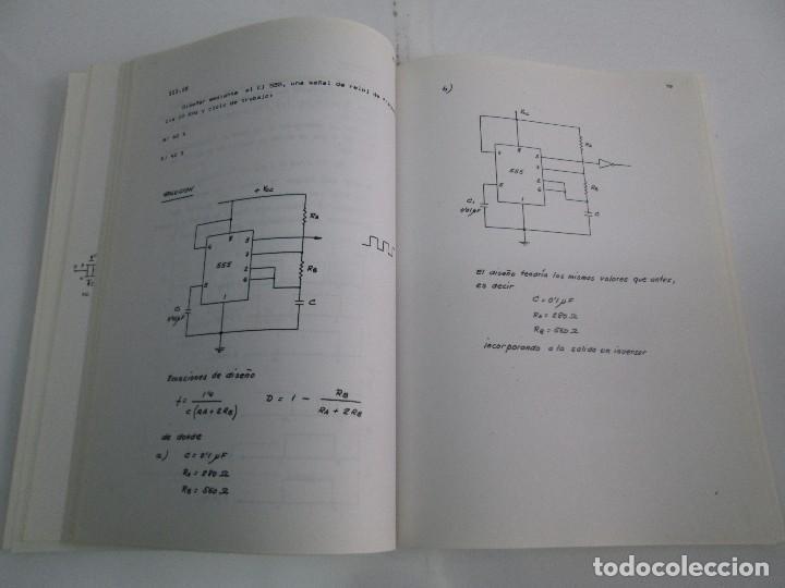Libros de segunda mano de Ciencias: PROBLEMAS DE ELECTRONICA DIGITAL. UNIVERSIDAD POLITECNICA DE MADRID. 1987. VER FOTOGRAFIAS - Foto 13 - 81064428