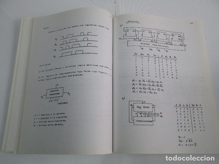 Libros de segunda mano de Ciencias: PROBLEMAS DE ELECTRONICA DIGITAL. UNIVERSIDAD POLITECNICA DE MADRID. 1987. VER FOTOGRAFIAS - Foto 14 - 81064428