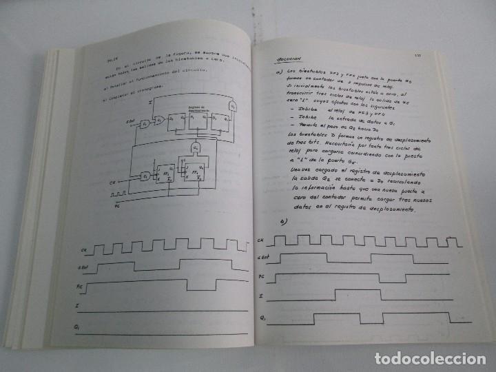 Libros de segunda mano de Ciencias: PROBLEMAS DE ELECTRONICA DIGITAL. UNIVERSIDAD POLITECNICA DE MADRID. 1987. VER FOTOGRAFIAS - Foto 15 - 81064428