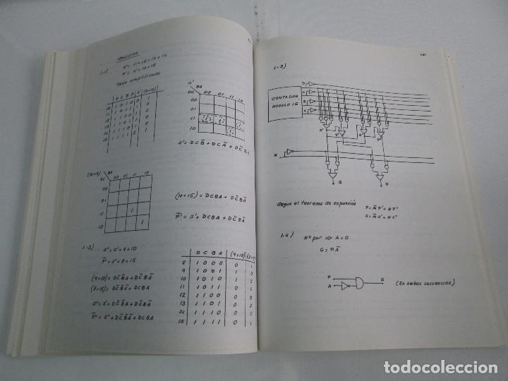 Libros de segunda mano de Ciencias: PROBLEMAS DE ELECTRONICA DIGITAL. UNIVERSIDAD POLITECNICA DE MADRID. 1987. VER FOTOGRAFIAS - Foto 16 - 81064428