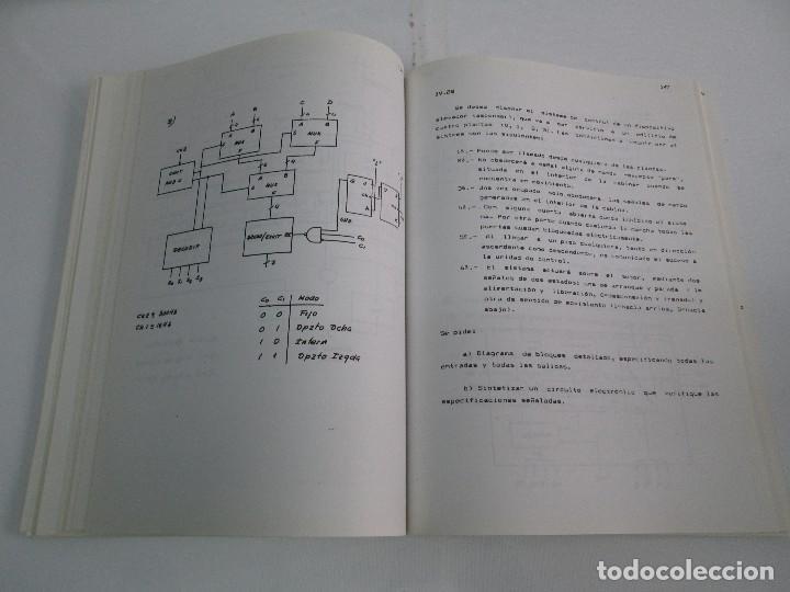 Libros de segunda mano de Ciencias: PROBLEMAS DE ELECTRONICA DIGITAL. UNIVERSIDAD POLITECNICA DE MADRID. 1987. VER FOTOGRAFIAS - Foto 17 - 81064428