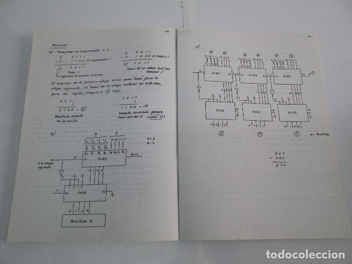 Libros de segunda mano de Ciencias: PROBLEMAS DE ELECTRONICA DIGITAL. UNIVERSIDAD POLITECNICA DE MADRID. 1987. VER FOTOGRAFIAS - Foto 18 - 81064428