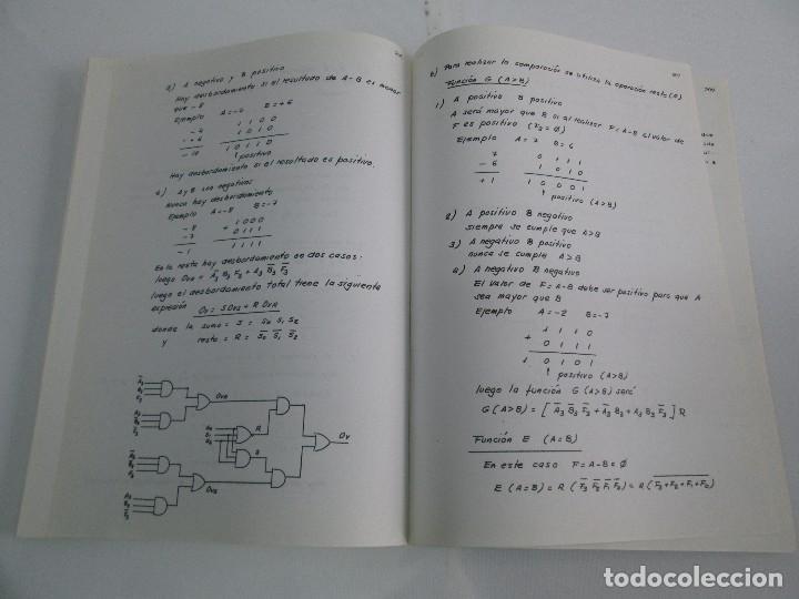 Libros de segunda mano de Ciencias: PROBLEMAS DE ELECTRONICA DIGITAL. UNIVERSIDAD POLITECNICA DE MADRID. 1987. VER FOTOGRAFIAS - Foto 19 - 81064428