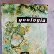 Libros de segunda mano - coleccion M.S. de ciencias naturales - geologia - aime rudel - - 82725032