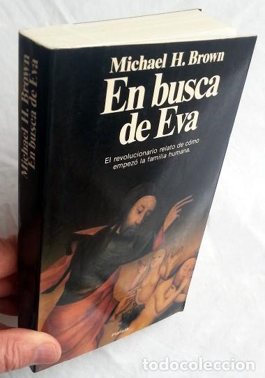 Libros de segunda mano: En busca de Eva - Michael Harold Brown - Foto 5 - 82887484