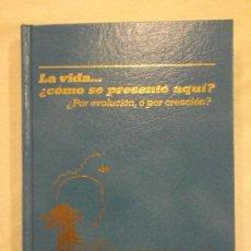 Libros de segunda mano: HOS. LA VIDA. COMO SE PRESENTO AQUI. . Lote 83367164
