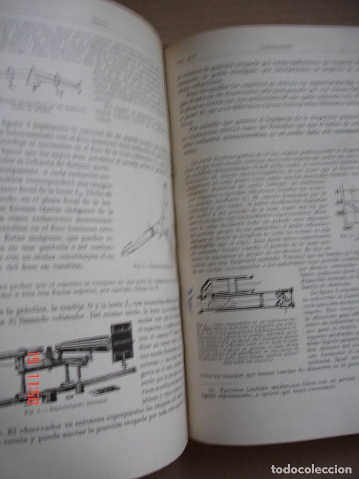 Libros de segunda mano de Ciencias: FÍSICA GENERAL - JULIO PALACIOS - EDITORIAL ESPASA CALPE, 1949 - PRIMERA EDICIÓN - Foto 6 - 83643892