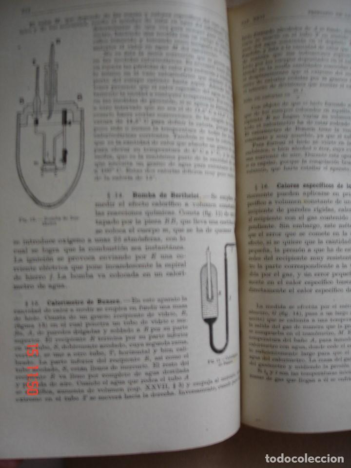 Libros de segunda mano de Ciencias: FÍSICA GENERAL - JULIO PALACIOS - EDITORIAL ESPASA CALPE, 1949 - PRIMERA EDICIÓN - Foto 8 - 83643892