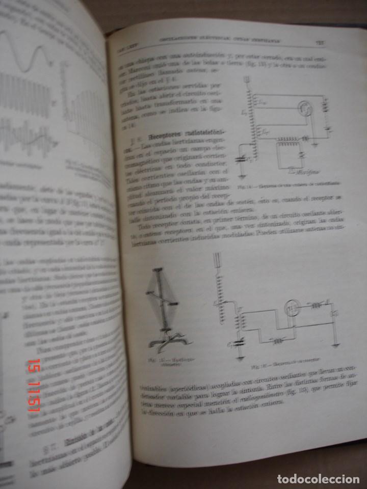 Libros de segunda mano de Ciencias: FÍSICA GENERAL - JULIO PALACIOS - EDITORIAL ESPASA CALPE, 1949 - PRIMERA EDICIÓN - Foto 10 - 83643892