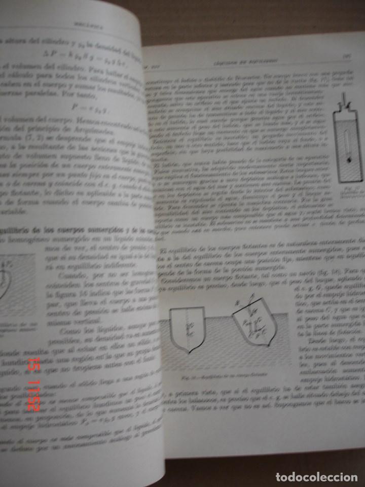 Libros de segunda mano de Ciencias: FÍSICA GENERAL - JULIO PALACIOS - EDITORIAL ESPASA CALPE, 1949 - PRIMERA EDICIÓN - Foto 12 - 83643892
